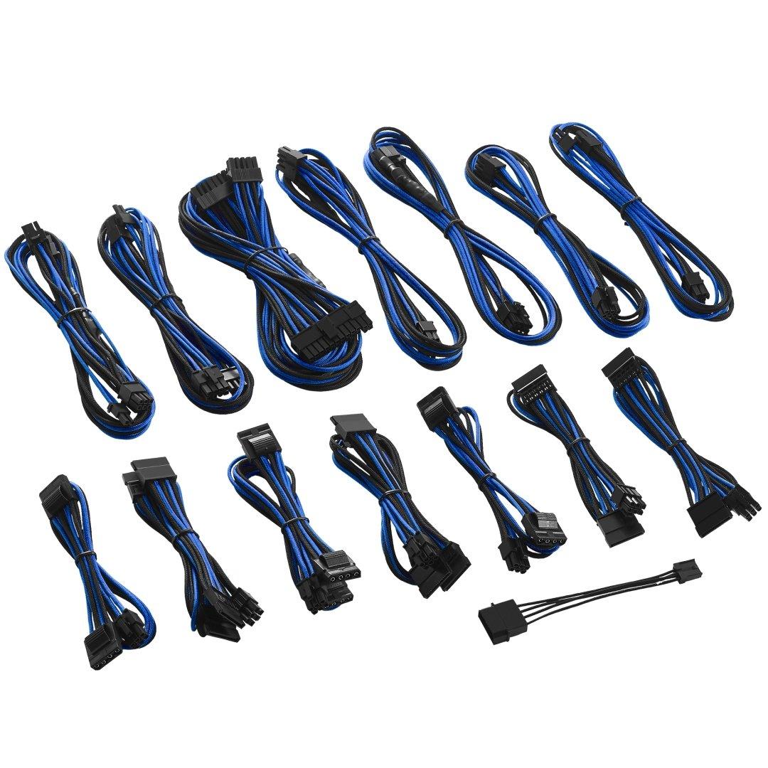 Cable Product Kit : Cablemod c series rmi rmx modflex™ cable kit black