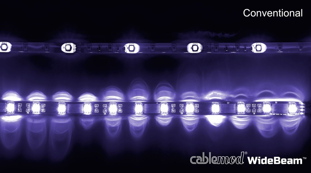 CableMod® WideBeam™ LED Strips – CableMod