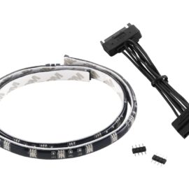 Cablemod Widebeam Magnetic Rgb Led Strip 60cm Cablemod