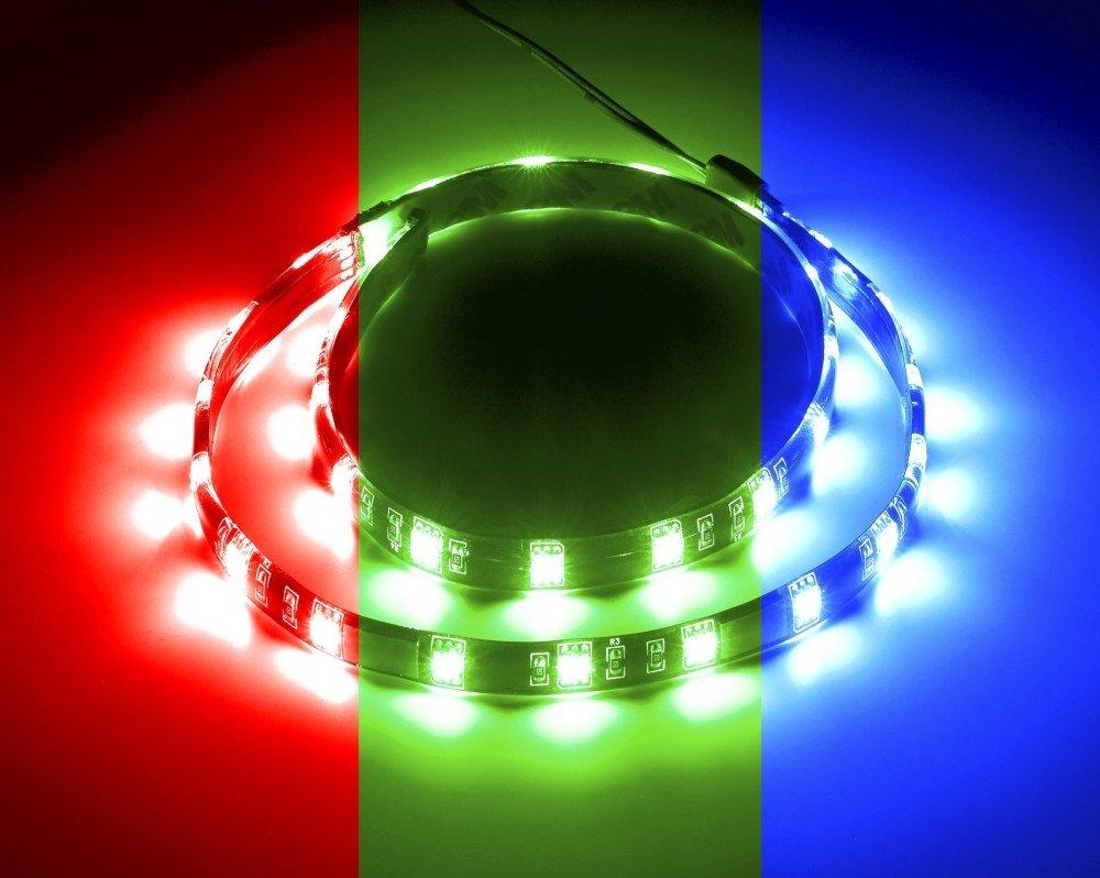 & CableMod WideBeam Magnetic RGB LED Strip* u2013 60cm   CableMod azcodes.com