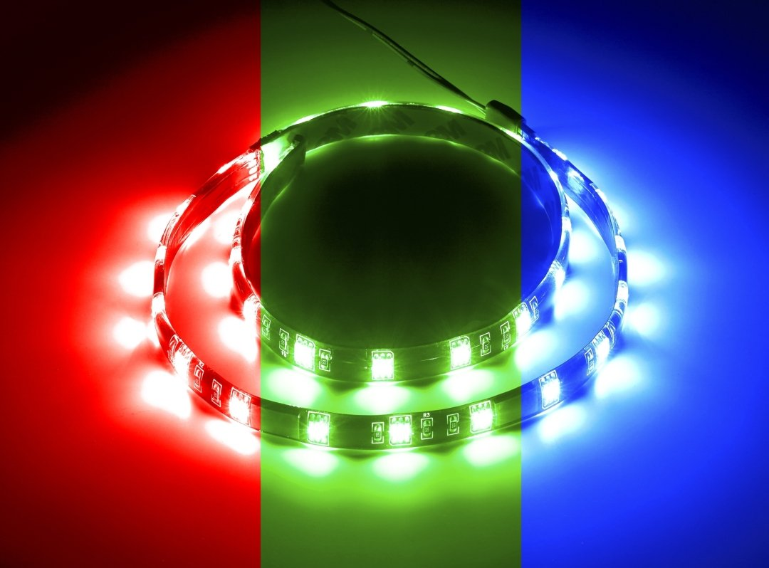 cablemod widebeam magnetic rgb led strip 60cm cablemod. Black Bedroom Furniture Sets. Home Design Ideas