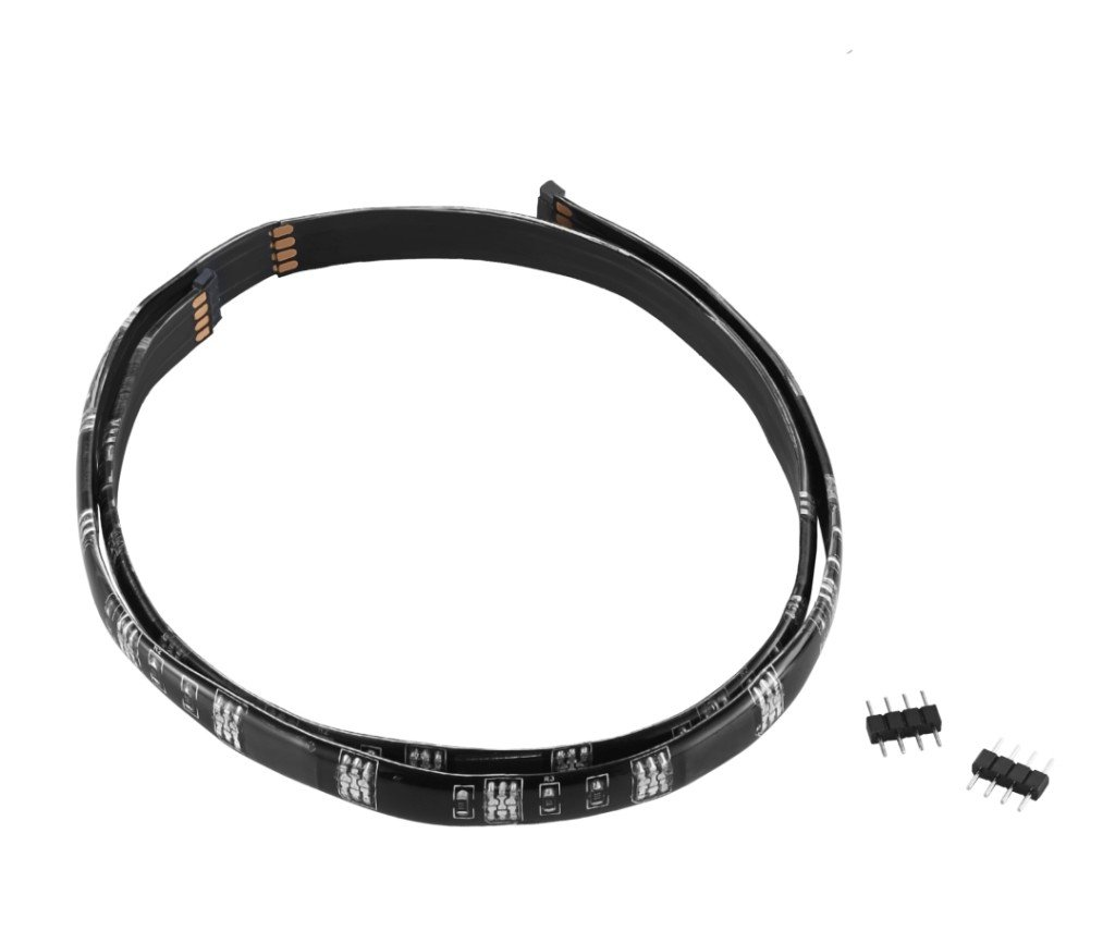 CableMod WideBeam Magnetic RGB LED Strip* – 60cm – CableMod