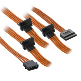 Molex To 4 X Sata Power Product Categories Cablemod