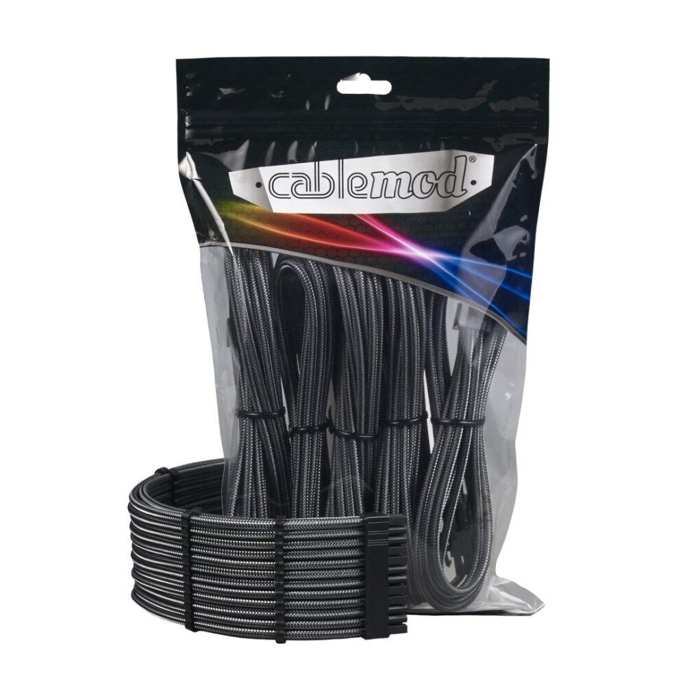 Cable Product Kit : Cablemod pro modmesh cable extension kit carbon