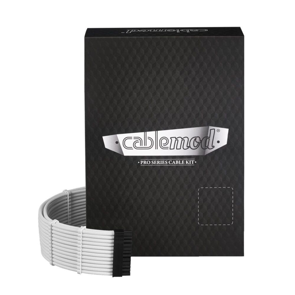 Cable Product Kit : Cablemod pro modmesh c series rmi rmx cable kit white