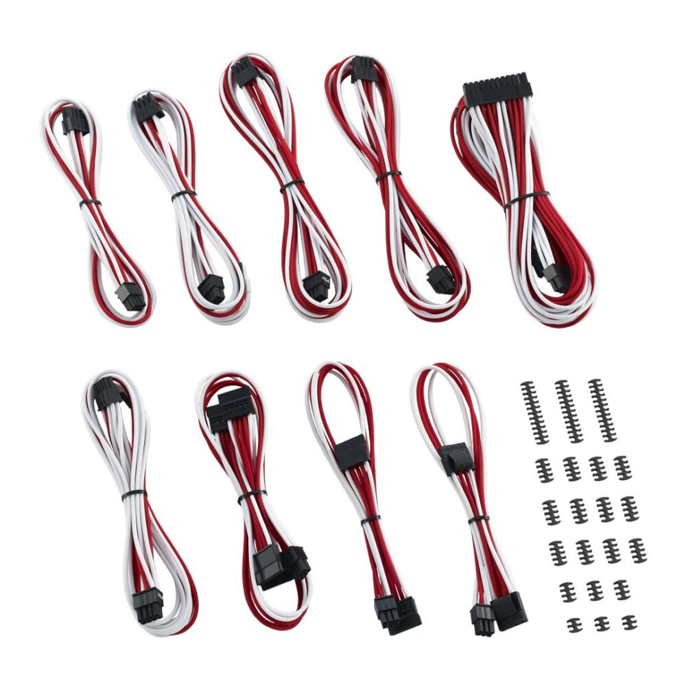 Electrical Wiring Black White Red